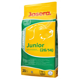 Josera Junior 26/14 Корм для щенков и молодых собак
