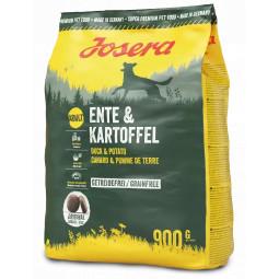 Josera Dog Ente & Kartoffel Корм для собак всех пород (утка и картофель)