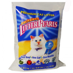 Litter Pearls TrackLess