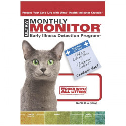 Litter Pearls Monthly Monitor