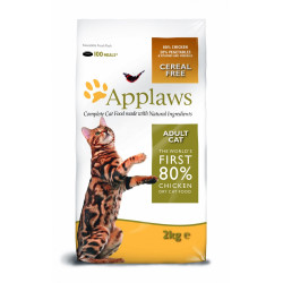 Applaws Беззерновой сухой корм для кошек с курицей
