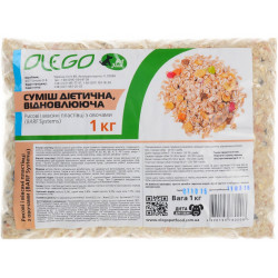 Кормовая добавка для собак «Мясо курицы и овощи» OLEGO (BARF Systems)
