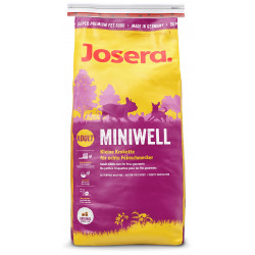 Josera Dog Miniwell сухой корм для взрослых собак мелких пород