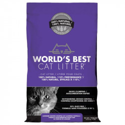 World's Best Cat Litter Lavender