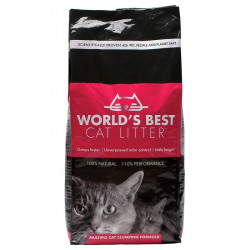 World's Best Cat Litte Extra Strength Экстра
