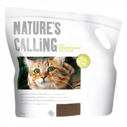Nature's Calling Cat Litter Наполнитель для туалета