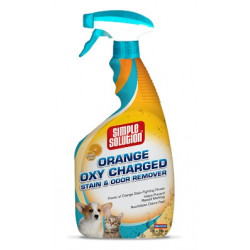 Simple Solution Orange Oxy Charged Stain&Odor Remover