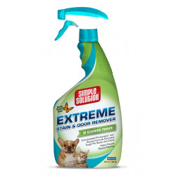 Simple Solution Extreme Stain&Odor Remover Spring Breeze Scent