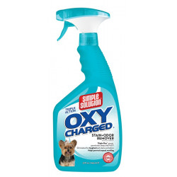 Simple Solution Oxy Charged Stain+Odor Remover