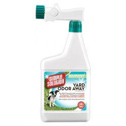 Simple Solution Yard Odor Away