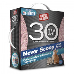 Simple Solution Super Absorbent 30 Day Cat Litter
