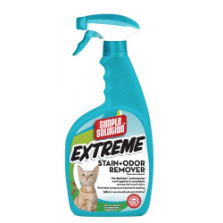 Simple Solution Cat Extreme Stain And Odor Remover