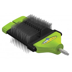 FURminator FURFLEX Dual Slicker Brush